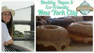 Vegan New York on The Healthy Voyager