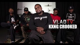 KXNG Crooked: Funk Volume Wasn't Ready for Horseshoe Gang Battle