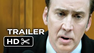 The Runner Official Trailer 1 2015  Nicolas Cage Movie HD