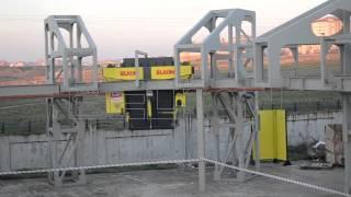 ELKON - New Design High Speed Concrete Travelling Bucket