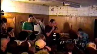 Boysetsfire in Chicago 6-28-98 Part One