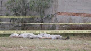 Seis muertos y 55 heridos por explosión de pirotecnia en el centro de México