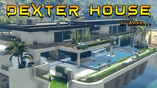 DEXTER HOUSE IS HERE | HYDRA TOWN ROLEPLAY NEW UPDATE | GTA V ROLEPLAY WITH DYNAMO GAMING