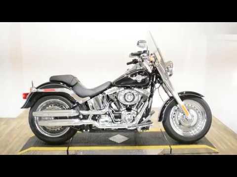 2014 Harley-Davidson Fat Boy® in Wauconda, Illinois - Video 1