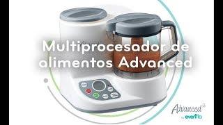 Nuevo Multiprocesador de Alimentos Advanced