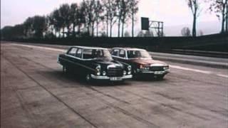 Мировая история создания Mercedes-Benz S-Class. 2 часть.
