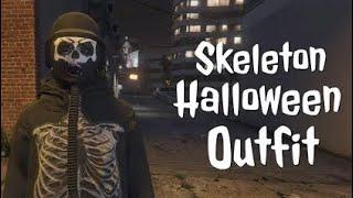 How to get skeleton hoodie - GTA 5 Online