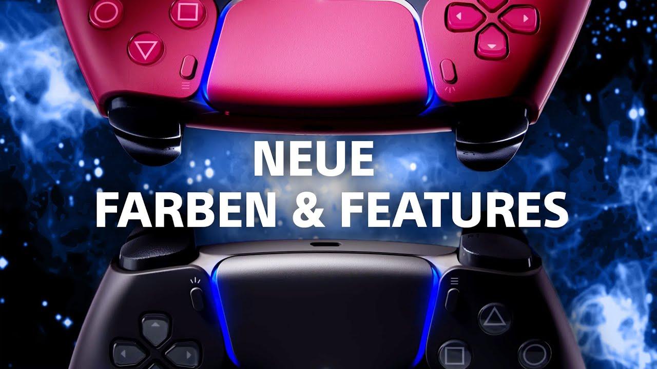DualSense Wireless-Controller ab nächsten Monat in zwei neuen Farben erhältlich