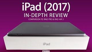 iPad 2017 vs iPad Air 2 and iPad PRO [4K] - dooclip.me