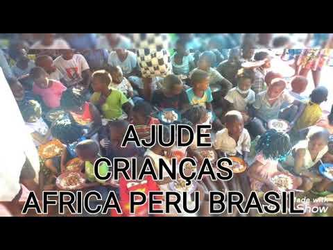 Deus ama a quem dar com Alegria, essas Crianças precisam do nosso Apoio: TvradioAtlanta.com