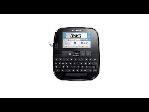 Dymo 500TS Touch Screen Label Maker, QWERTY, with PC/Mac Connection S0946420, 946420