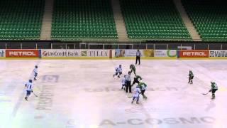 U12 HK Olimpija vs HK Triglav Januar 2014/15