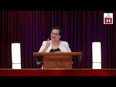 """""""Set your house in order spiritually"""" with Pastor Jean Tracey (THOP)"""
