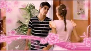 Violetta: Video Musical Te Creo (con otras parejas de Disney Channel)