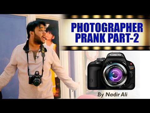 Photographer Prank