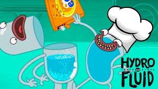 HIDRO y FLUIDO | VAMOS A COCINAR | Dibujos animados | WildBrain en Español Videos For Kids