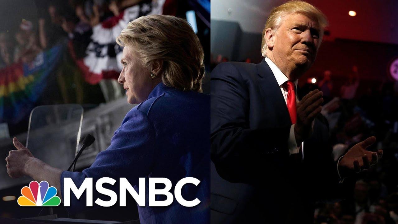 Americans Torn Between Hillary Clinton And Donald Trump | Morning Joe | MSNBC thumbnail