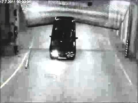 Epic fail in parking block