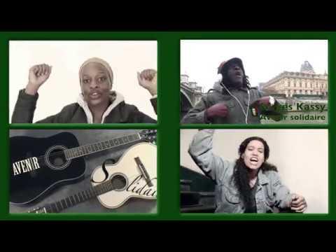 "clip:""avenir solidaire "" Serges kassy"