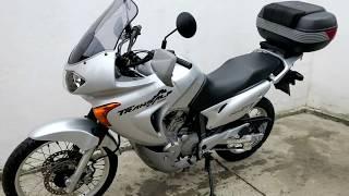 Honda Transalp 650cc 52CP AN2001