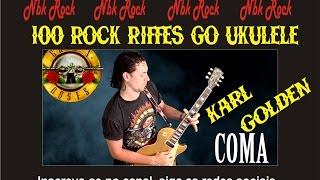 100 Rock Riffs Go Ukulele!1