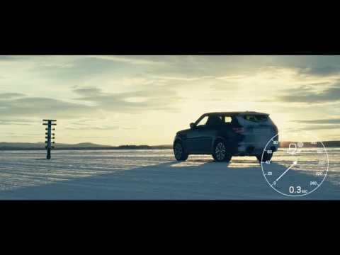 Land Rover  Range Rover Sport Внедорожник класса J - рекламное видео 2