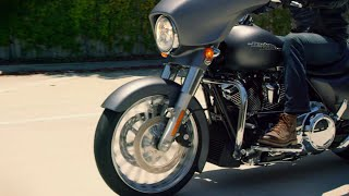 2017 Touring Lineup: New Front & Rear Suspension | Harley-Davidson