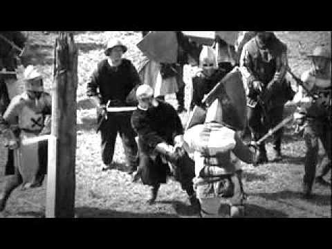 Deratizéři - O beznohém rytíři