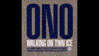 Yoko Ono - Walking On Thin Ice (Pet Shop Boys Radio Mix)