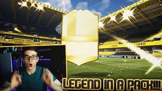 FIFA 17 OMFG LEGEND IN A TOTY PACK OPENING 😱 DEUTSCH  ULTIMATE TEAM  BEST TEAM OF THE YEAR