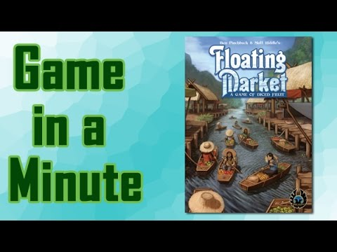 Gamosity's Game In A Minute - Floating Market