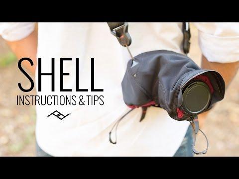 Peak Design Shell Small (Regenschutz)