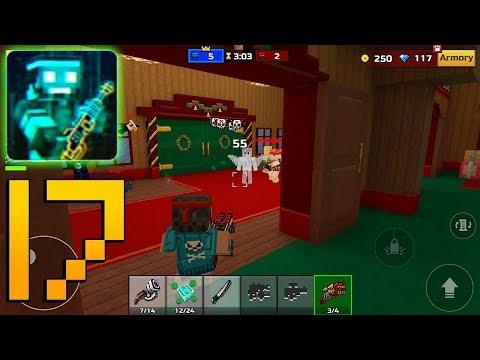 Pixel Gun 3D - Gameplay Walkthrough Part 17