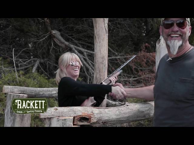 Sporting Clays at The Rackett