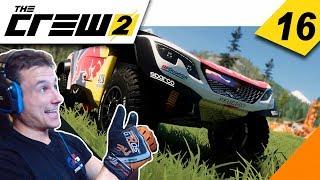 THE CREW 2 #16 | NECESITO EL PEUGEOT 3008 DKR MAXI | GTro_stradivar Gameplay Español