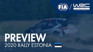 WRC - 2020 Rally Estonia - Preview