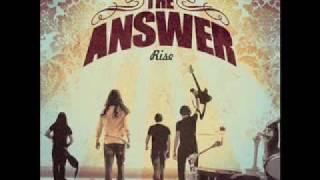 The Answer - Be What You Want [Album Version]