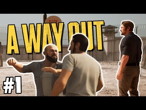 VOBLUĎÁK - #1│A Way Out (CZ)