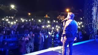 (Simsiyah) Van Erciş konseri canlı sahne üzeri çekimi