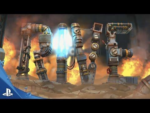 RIVE - Epic Conclusion Trailer | PS4 thumbnail