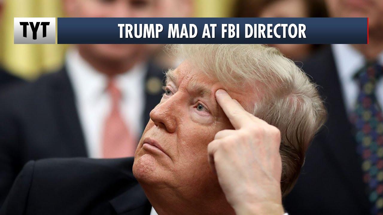 Will Trump Fire FBI Director? thumbnail