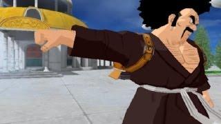 Mr. Satan  - (Dragon Ball) - Goku And Mr. Satan Fusion Potara Budokai Tenkaichi 3 Mod