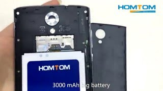 HOMTOM HT7 Pro Official Video