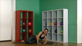10 Min Pilates Ab Workout  - Advanced Ab Exercises for Fat Burning