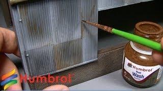 Смывка для сборных моделей пыль, 28 мл. HUMBROL AV0208 от компании Хоббинет. Сборные модели. - видео