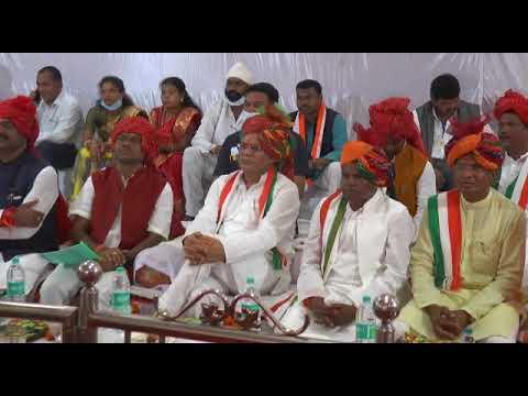 मुरिया दरबार में शामिल हुए मुख्यमंत्री श्री भूपेश बघेल : 17-10-2021