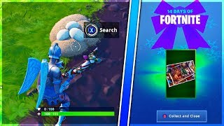 Search Waterside Goose Nests ALL LOCATIONS and New ITEM in 14 Days Of Fortnite!
