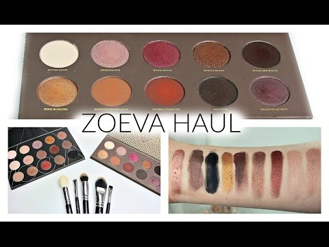Cocoa Blend Eyeshadow Palette by zoeva #3