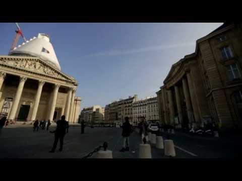 Пантеон, Париж