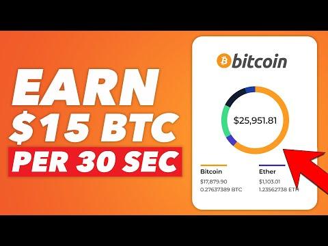 Patikrinkite bitcoin sandorį